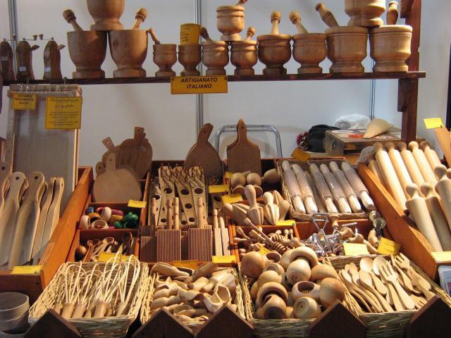 Artigianato del legno valsesiano