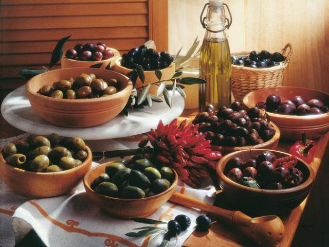 Olive baresi