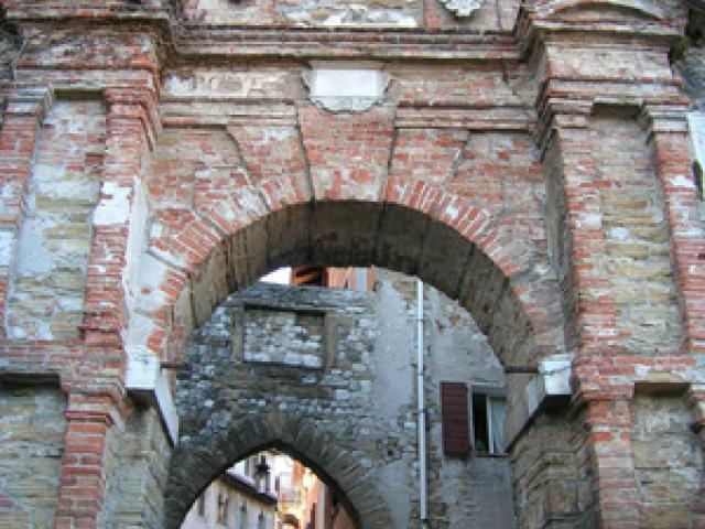 Le porte della città di Belluno