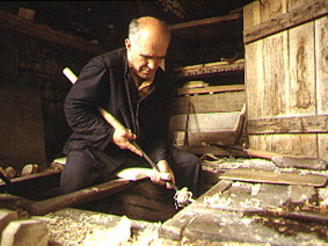 Lavorazione del legno nell'Alessandrino