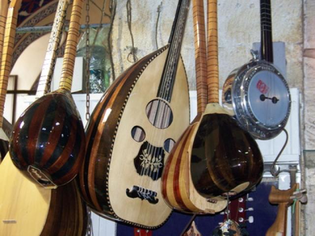 Strumenti musicali nell'Alessandrino