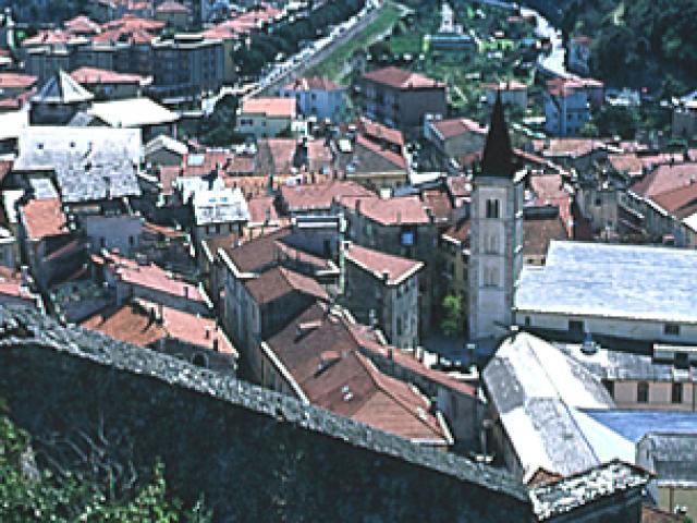 Finalborgo e Castel Gavone