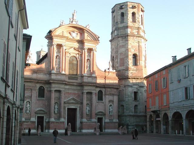 Basilica San Prospero