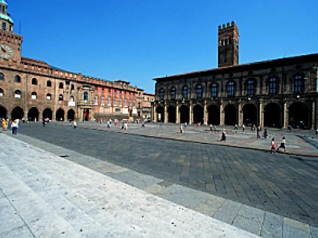 Piazza Maggiore e Piazza del Nettuno