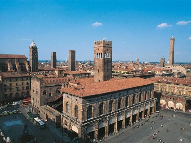 Palazzo del Podestà e Palazzo Re Enzo