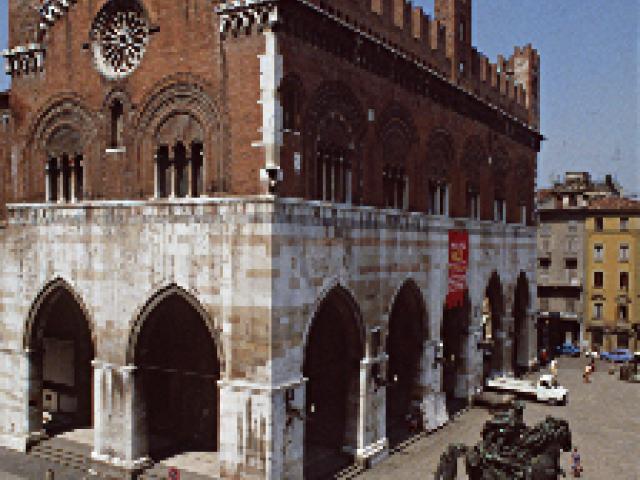 Palazzo Comunale di Piacenza