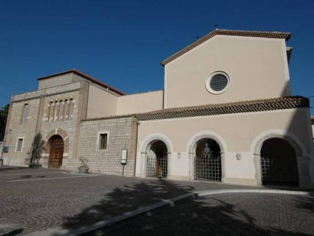 Chiesa di S. Maria del Sepolcro di Potenza