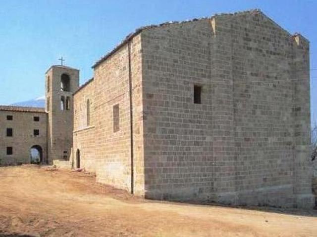 Abbazia di Santa Maria in Montesanto