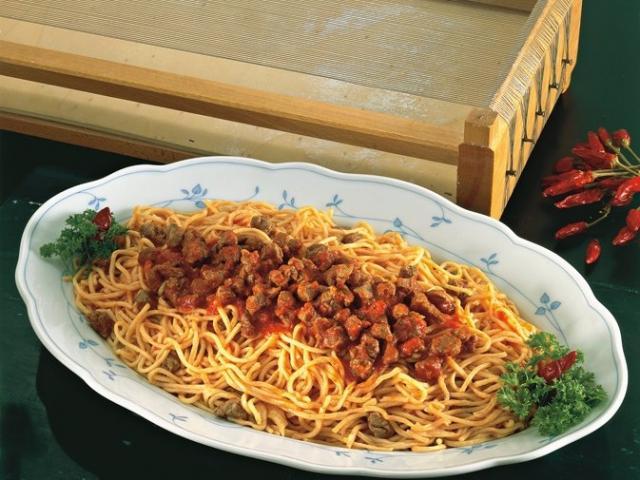 Specialità culinaria teramana