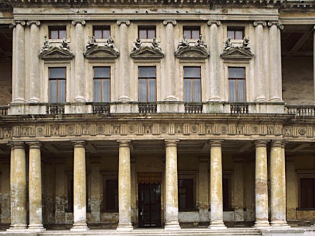 Palazzo Chiericati e il Museo Civico di Vicenza