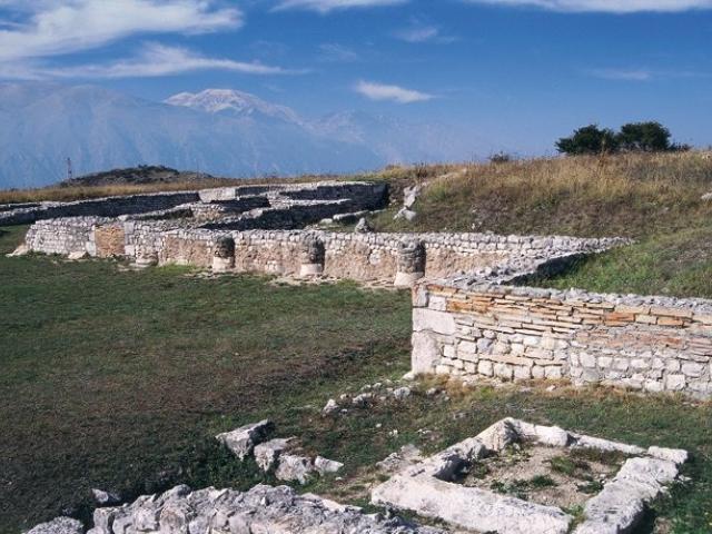 Sito archeologico Juvanum