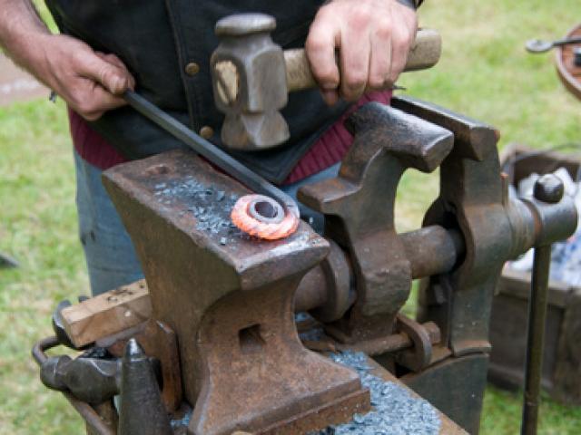 Lavorazione del ferro battuto ed acciaio a Campobasso