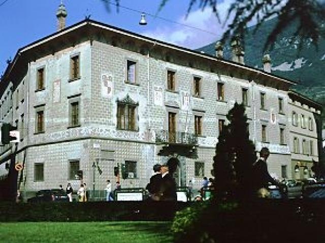 Palazzo Pretorio di Sondrio