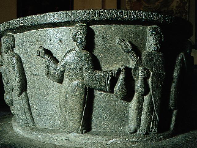 Oggetti in pietra ollare
