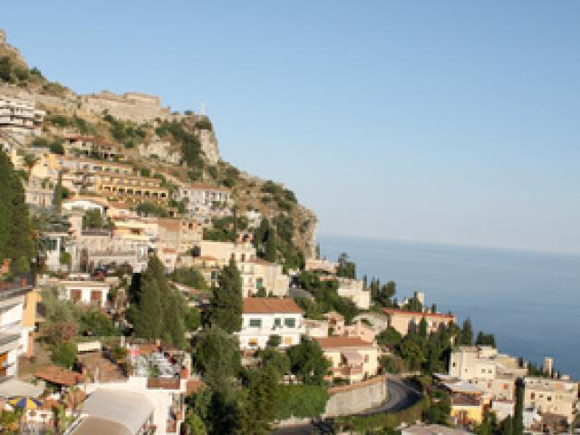 Taormina e Giardini Naxos