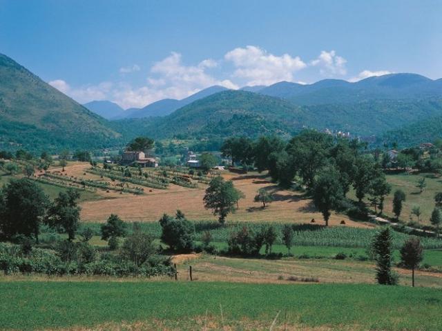 Parco Regionale dei Monti Aurunci