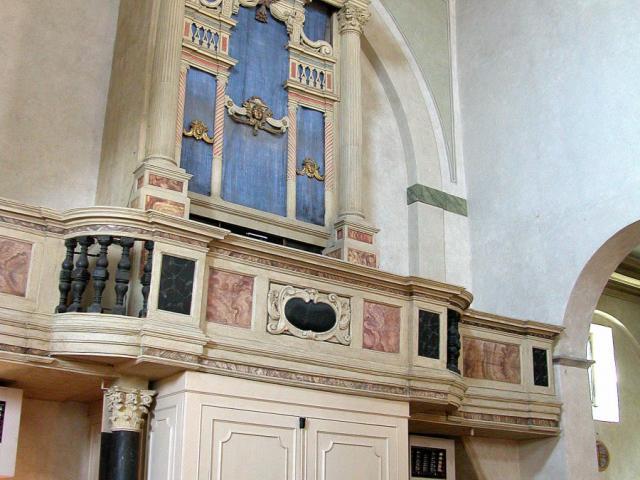 Organi storici di Pistoia