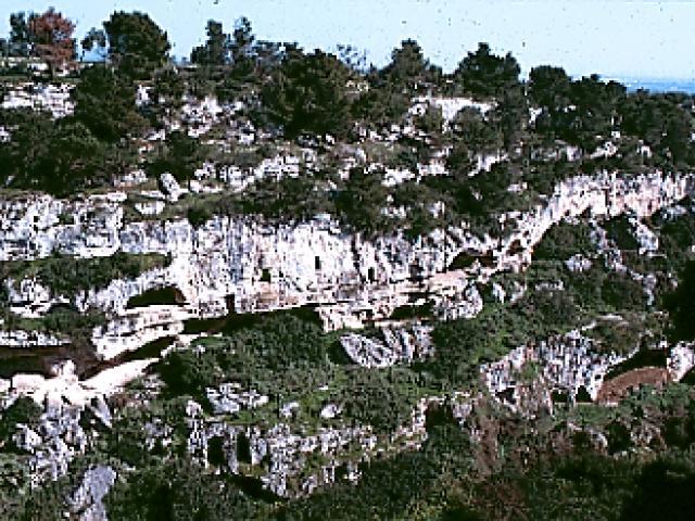 Grotta delle Mandorlete e Grotta del Tesoro