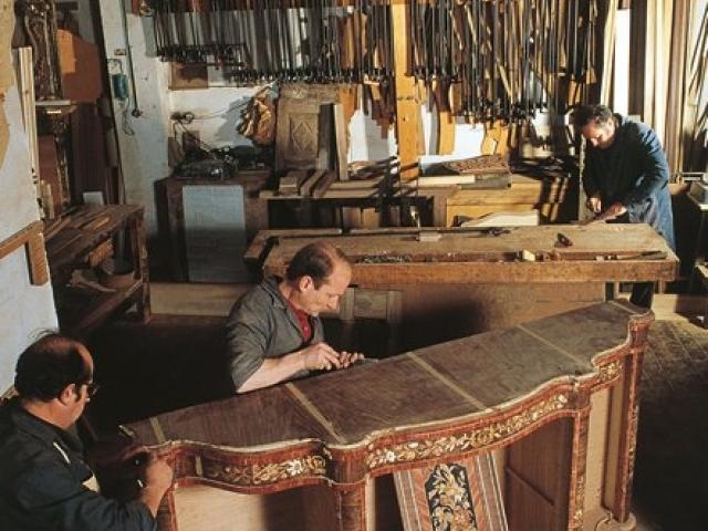 La falegnameria di Macerata