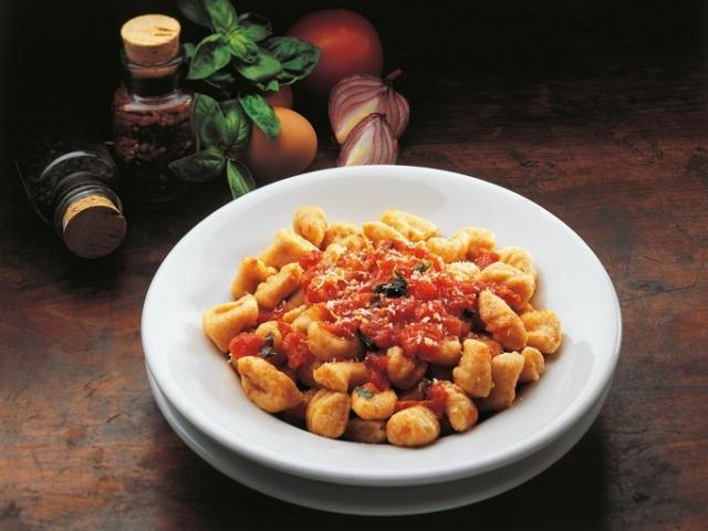 Piatti tradizionali di Macerata