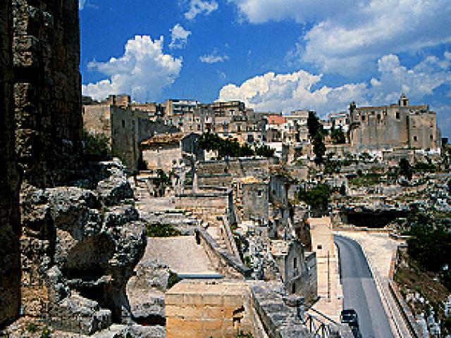 Chiese rupestri di Matera