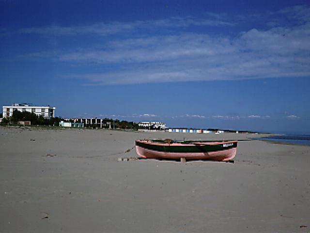 Le spiagge dorate della costa Ionica