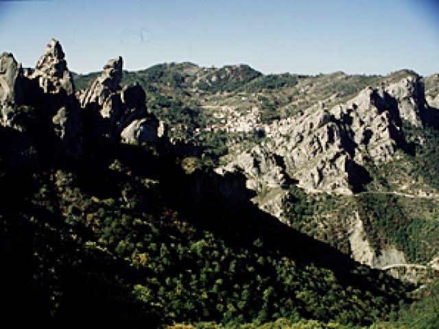 Parco Regionale Gallipoli Cognato