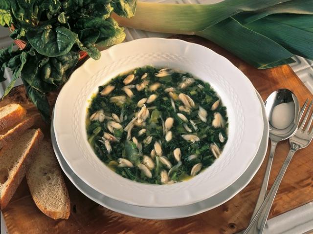 Zuppa di rane