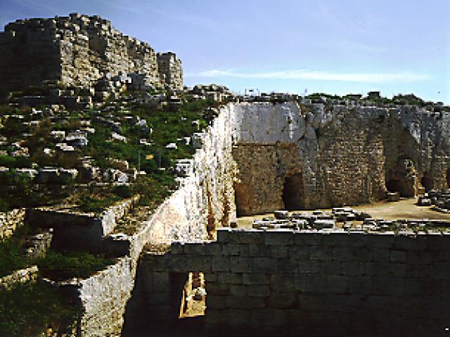 Castello di Eurialo