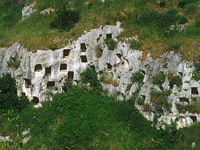Cittadella Sicula di Pantalica