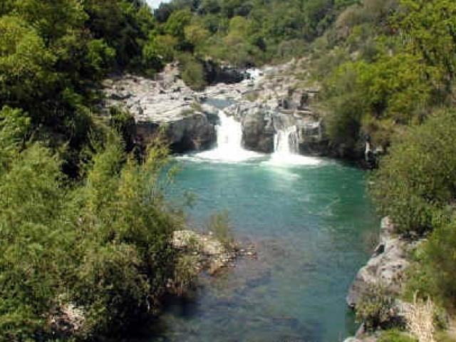 Il Parco Fluviale dell'Alcantara