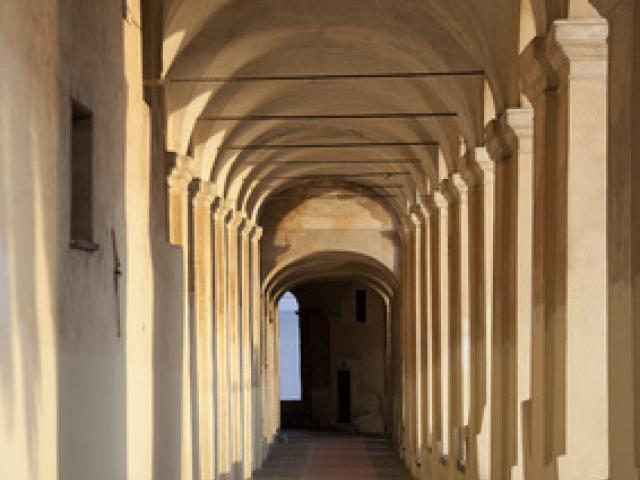Logge di Santa Chiara