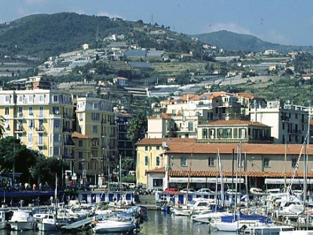 Sanremo: la città dei fiori