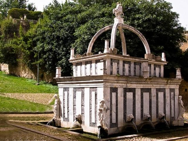 Fontana del Rosello