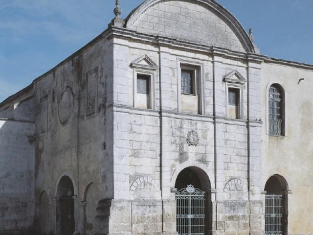 Chiesa di San Pietro di Silki