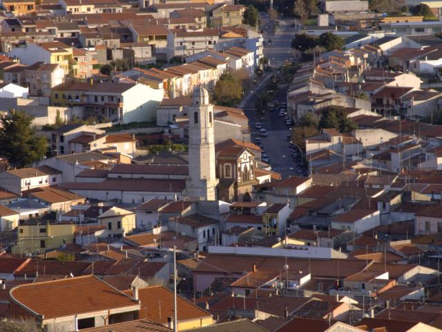 Ittiri e la Chiesa di Santa Maria di Coros