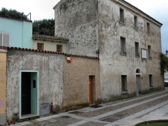 Casa natale di Grazia Deledda