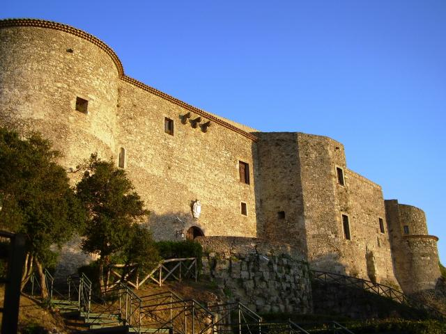 Castello Normanno Svevo di Vibo Valentia