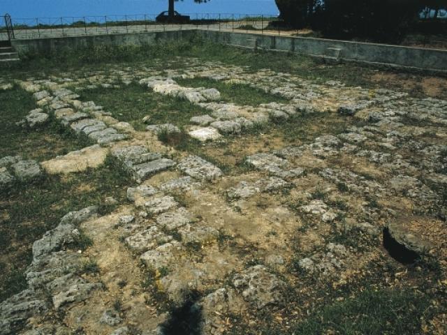 L'antica città greca di Hipponion