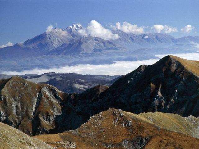 Il Parco Nazionale del Gran Sasso e i Monti della Laga