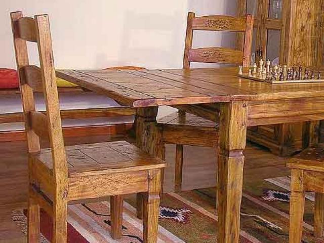 Artigianato del legno nel catanzarese