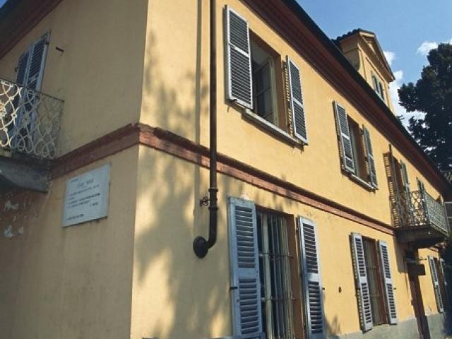 La casa di Cesare Pavese