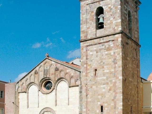 Cattedrale di Santa Chiara ad Iglesias