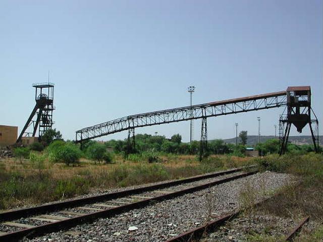 Miniera di Serbariu