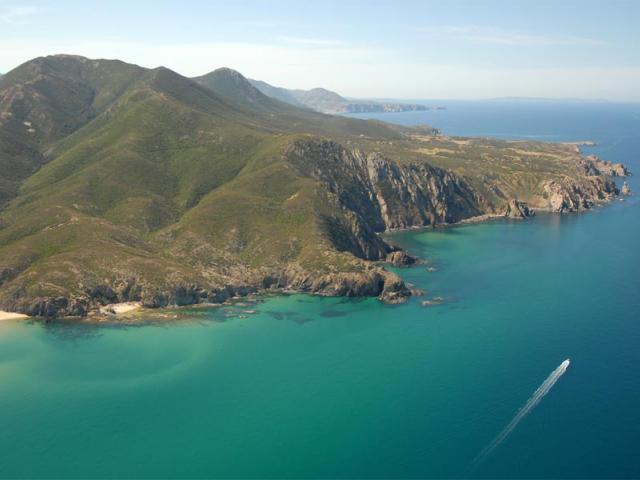 Le meravigliose coste del Medio Campidano