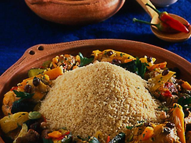 Il grano: cous cous, frascatole e busiate