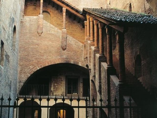 Palazzo del Podestà a Mantova