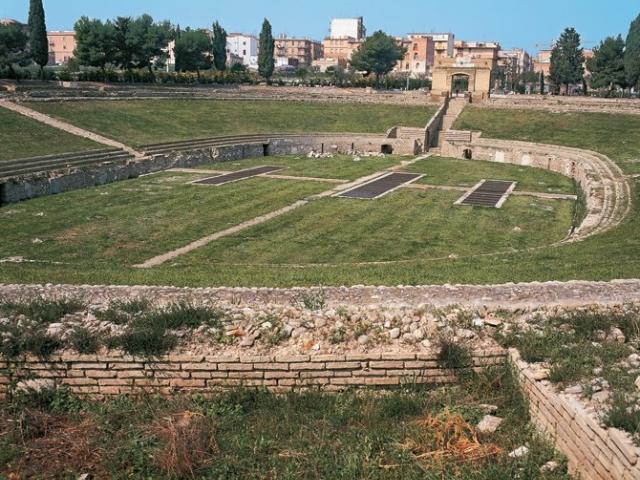 Lucera e l'anfiteatro romano