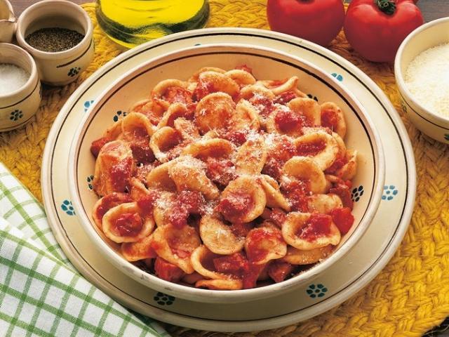 I troccoli: pasta tipica del foggiano
