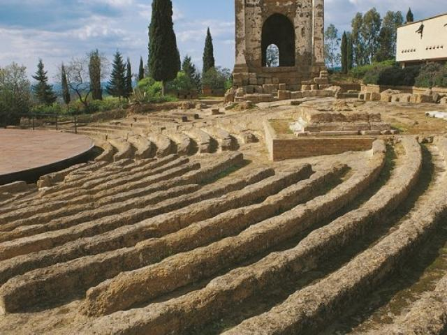 Quartiere Ellenistico Romano di Agrigento